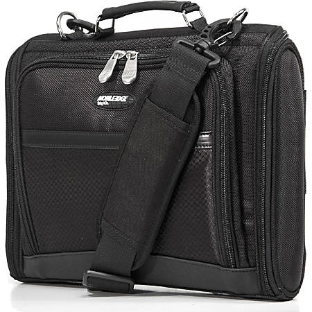 "Mobile Edge Express Carrying Case (Briefcase) for 14.1"" Chromebook - Black"
