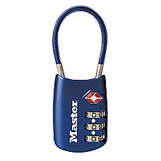 Master Lock Combination Cable Lock 1