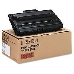 Ricoh 412660 Black Toner Cartridge Type