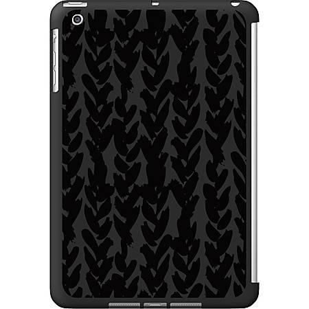 OTM iPad Mini Black Matte Case Black/Black Collection, Hearts - For iPad mini - Hearts - Black - Matte