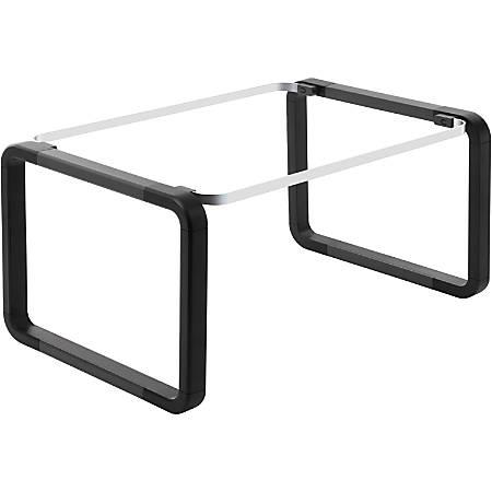 "Pendaflex Hanging File Folder Frame - Letter/Legal - 8.50""-14"" Long - Metal - Black - 1 Each"