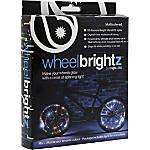 Brightz, Wheel Brightz LED Bicycle Wheel Accessory, Multicolor, for 1 Wheel
