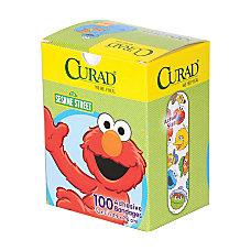 Curad Sesame Street Bandages 34 x