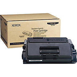 Xerox 106R01370 Black Toner Cartridge
