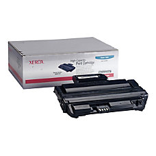 Xerox 106R01374 High Capacity Black Toner
