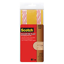 Scotch Packaging Re Use Mailer Re