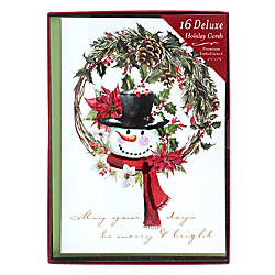 Markings by CR Gibson Holiday Cards