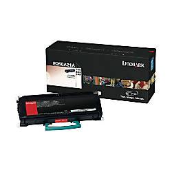 Lexmark E460X11A Return Program Extra High