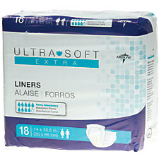 Ultra Soft Plus Incontinence Liners 14