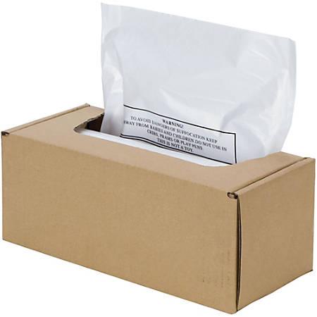 AutoMax Powershred® Waste Bags, Box Of 50