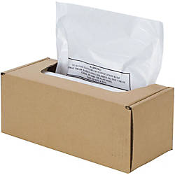 AutoMax Powershred Waste Bags Box Of
