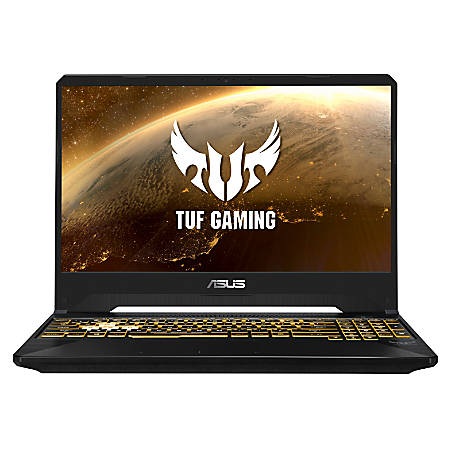 "ASUS® TUF Gaming Laptop, 15.6"" Screen, AMD Ryzen 5, 8GB Memory, 512GB Solid State Drive, Windows® 10, TUF505DT-RB53"