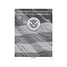 ComplyRight Federal Contractor Posters Bilingual DHS