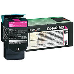 Lexmark C544X1MG Return Program High Yield