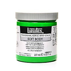 Liquitex Soft Body Professional Artist Acrylic