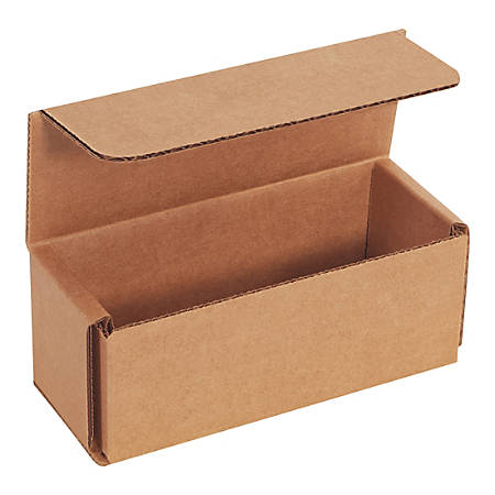 """Office Depot® Brand Corrugated Mailers, 2""""H x 2""""W x 5""""D, Kraft, Pack Of 50 Mailers"""