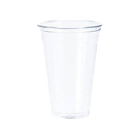 Solo® Ultra Clear Plastic Cups, 20 Oz, Case Of 600 Cups