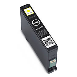 Dell 4W8HJ Yellow Ink Cartridge