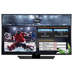LG LX540S 60 TV Tuner Built