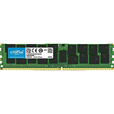 Crucial 16GB 1 x 16 GB