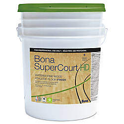 Bona SuperCourt HD Floor Finish 640