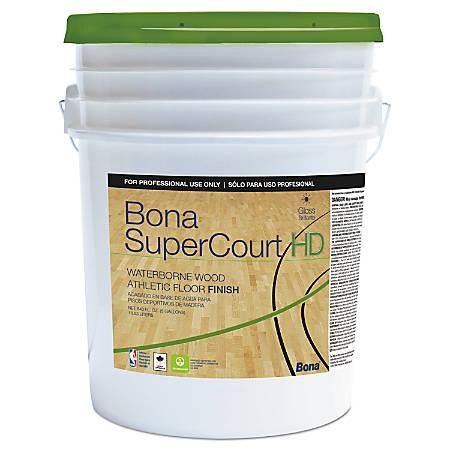 Bona® SuperCourt™ HD Floor Finish, 640 Oz