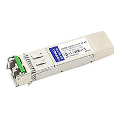AddOn Cisco DWDM-SFP10G-43.73 Compatible TAA Compliant 10GBase-DWDM 100GHz SFP+ Transceiver (SMF, 1543.73nm, 40km, LC, DOM)