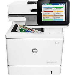 HP LaserJet M577dn Color All In