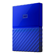 WD My Passport 1TB Portable External