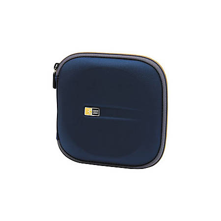 Case Logic® CD Wallet, 24 Capacity, Blue
