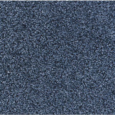 The Andersen Company Stylist Floor Mat, 4' x 8', Steel Blue