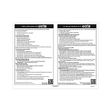 ComplyRight Federal Specialty Posters Bilingual Earned