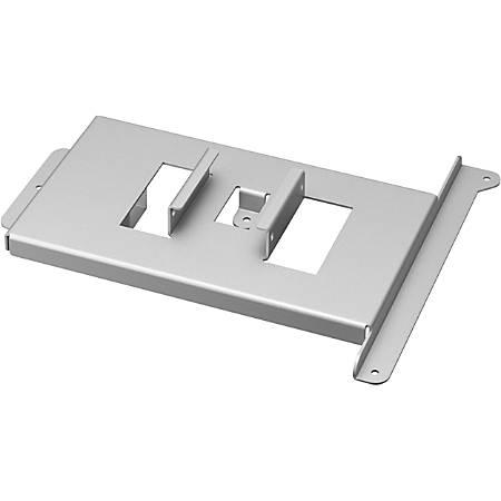 Panasonic ET-PKV200B - Mounting component (mount bracket, hexagonal bolts, safety cable) for projector - ceiling mountable - for Panasonic ET-PKV100H, ET-PKV100S; PT-VW430U, VX500U