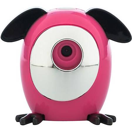 WowWee Snap Pets Rabbit, Pink/Black