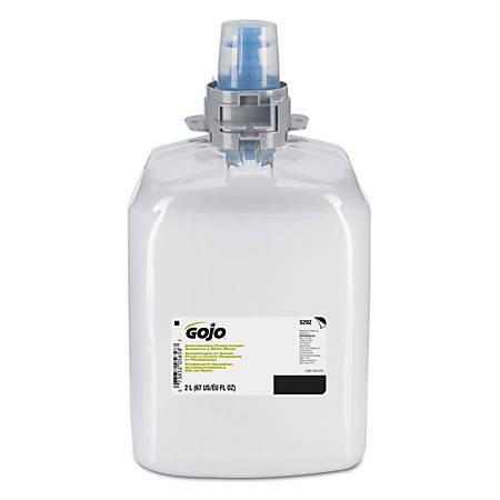 GOJO® Invigorating 3-In-1 Shampoo And Body Wash, Citrus Spice, 67.6 Oz, Pack Of 2