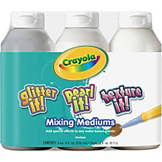 Crayola Mixing Medium Assortment