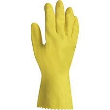 ProGuard Flock Lined Latex Gloves Medium