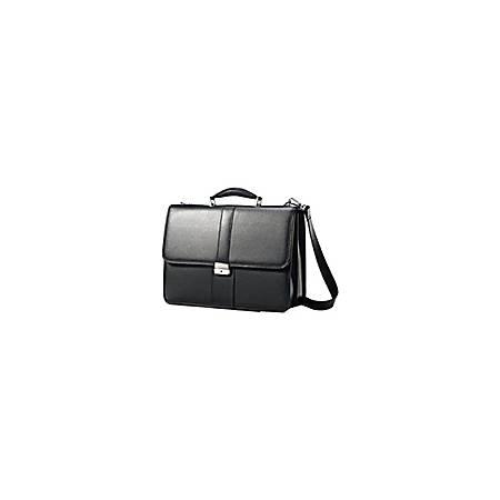 "Samsonite Carrying Case (Briefcase) for 15.6"" Notebook - Black"