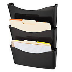Rubbermaid Unbreakable Wall Files Letter Size
