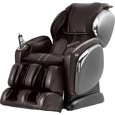 Osaki 4000LS L Track Massage Chair, Black