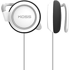 Koss KSC21 Earphone Stereo White Mini
