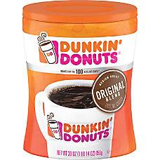 Dunkin Donuts Original Blend Ground Coffee