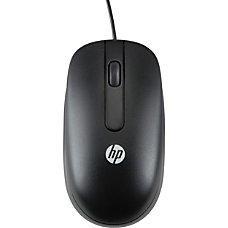 HP USB Laser Mouse Black