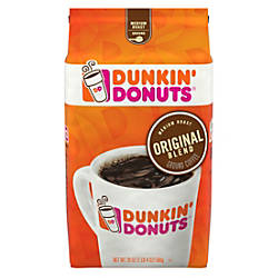 Dunkin Donut Original Blend Ground Coffee