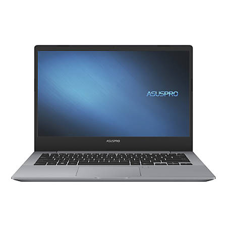 "ASUSPRO P5 P5440FA-XB54 - Core i5 8265U / 1.6 GHz - Win 10 Pro 64-bit - 8 GB RAM - 512 GB SSD - 14"" 1920 x 1080 (Full HD) - UHD Graphics 620 - 802.11ac, Bluetooth - gray"