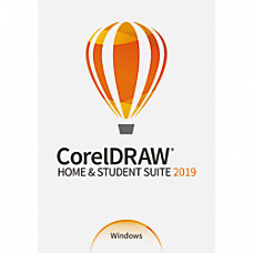 CorelDRAW Home Student Suite 2019 Traditional
