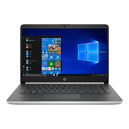 "HP 14-cf1020od Laptop, 14"" Screen, Intel® Core™ i3, 4GB Memory, 128GB Solid State Drive, Windows® 10 Home"