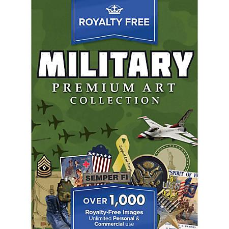 Royalty Free Premium Military Images for Mac, Download Version