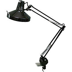 Lorell Dual Bulb Magnifying Architect style