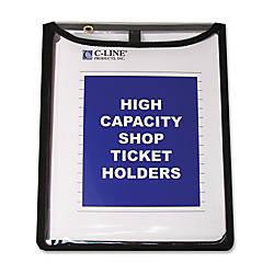 C Line Heavyweight Vinyl Shop Ticket